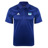 Adidas Climalite Royal Jaquard Select Polo-Official Logo
