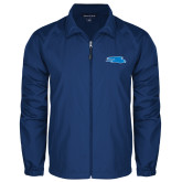 Full Zip Royal Wind Jacket-Falcon