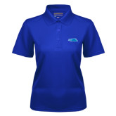 Ladies Royal Dry Mesh Polo-Falcon