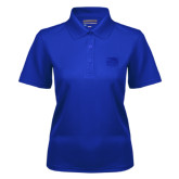Ladies Royal Dry Mesh Polo-Official Logo Engraved