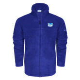 Columbia Full Zip Royal Fleece Jacket-Official Logo