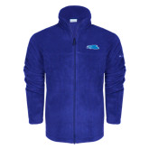 Columbia Full Zip Royal Fleece Jacket-Falcon