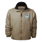 Khaki Survivor Jacket-Official Logo