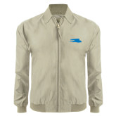 Khaki Players Jacket-Falcon