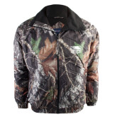 Mossy Oak Camo Challenger Jacket-Official Logo Embroidered