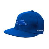Royal OttoFlex Flat Bill Pro Style Hat-Falcon