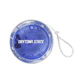 Light Up Blue Yo Yo-Daytona State
