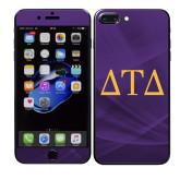 iPhone 7/8 Plus Skin-Greek Letters