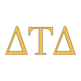 Small Decal-Greek Letters, 6 inches wide