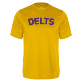 Syntrel Performance Gold Tee-Delts