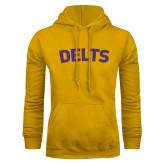 Gold Fleece Hoodie-Delts
