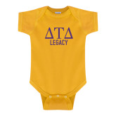Gold Infant Onesie-Legacy