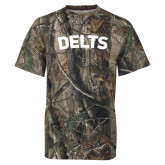 Realtree Camo T Shirt-Delts