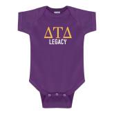 Purple Infant Onesie-Legacy
