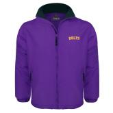 Purple Survivor Jacket-Delts