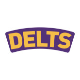 Small Magnet-Delts, 6 inches wide
