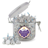 Kissable Creations Round Canister-Stacked Signature