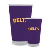 Full Color Glass 17oz-Delts