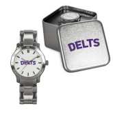 Mens Stainless Steel Fashion Watch-Delts