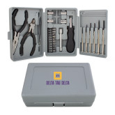 Compact 26 Piece Deluxe Tool Kit-Stacked Signature