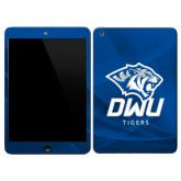 iPad Mini 3 Skin-DWU Tigers w/ Tiger Head