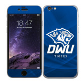iPhone 6 Skin-DWU Tigers w/ Tiger Head