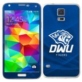 Galaxy S5 Skin-DWU Tigers w/ Tiger Head
