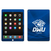 iPad Air 2 Skin-DWU Tigers w/ Tiger Head