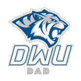 Dad Decal-Dad, 6 in Tall