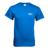Royal T Shirt-University Mark