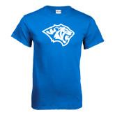 Royal T Shirt-Tiger Head