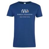 Ladies Royal T Shirt-Master Of Athletic