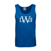 Royal Tank Top-University Mark
