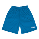 Performance Classic Royal 9 Inch Short-University Mark