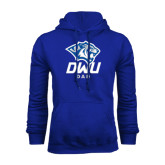 Royal Fleece Hoodie-Dad