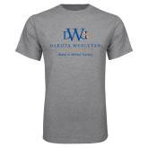 Grey T Shirt-Master Of Athletic