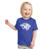 Toddler Royal T Shirt-Tiger Head