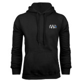 Black Fleece Hoodie-University Mark