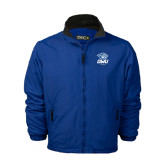 Royal Charger Jacket-DWU Tigers w/ Tiger Head