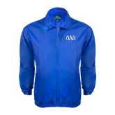 Royal Wind Jacket-University Mark