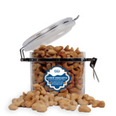 Cashew Indulgence Round Canister-University Mark