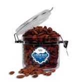 Almond Bliss Round Canister-University Mark