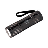 Astro Black Flashlight-Tiger Head Engraved