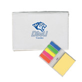 Micro Sticky Book-DWU Tigers w/ Tiger Head