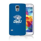 Galaxy S5 Phone Case-DWU Tigers w/ Tiger Head