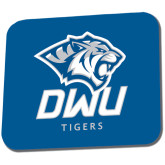 Full Color Mousepad-DWU Tigers w/ Tiger Head