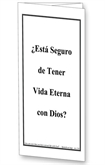 Spanish No Logo Trifold Tracts 75/pkg-