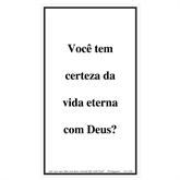 Portuguese Trifold Tracts 75/pkg-