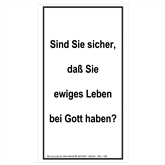 German Trifold Tracts 75/pkg-