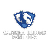 Medium Decal-Eastern Illinois Panthers, 8 inches wide